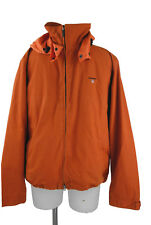 Gant Windjacke M Herren orange Jacke Baumwolle Jacket outdoor top
