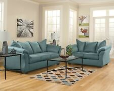 Ashley Furniture Blue Sofas, Loveseats & Chaises for sale | eBay