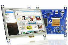 HDMI 4.3 inch TFT Display Raspberry Pi w/USB Port Resistive Touch Panel 480x272