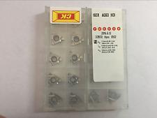 10pcs  16ERAG60 16ER 3/8 AG60 Processing aluminum SER SEL SNR SNL -B ...