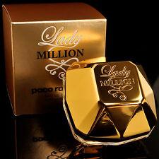 Paco Rabanne Perfume 1 Lady Million Eau De Toilette Womens Parfum Fragrance 1 oz