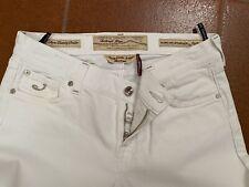 Jacob Cohen Jeans 711 - White - Size 30 - 98% Cotton 2% Elastan - Made In Italy