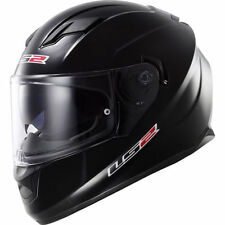 Not Rated Full Face Plain Multi-Composite Motorcycle Helmets