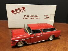 1/24 Danbury Mint 1955 Chevy Nomad Street Machine EM2786