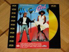 PAL Laserdisc: He's my Girl