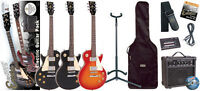 Encore E99 Electric Guitar Outfit SUNBURST or BLACK Everything included