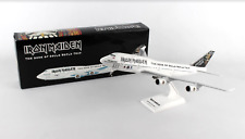 Limox Wings 1 200 Boeing 747-400 Iron Maiden Tf-aak 60090 Herpa Catalogue