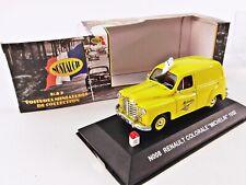 Nostalgie N008 Modellauto Renault Colorale Michelin 1950 gelb 1:43
