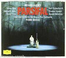 Wagner: Parsifal / Boulez, king, Jones, Ridderbusch, Mcintyre - CD