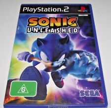 Sonic Unleashed PS2 PAL *No Manual*