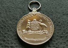 1p AUCTION M4 COMMEMORATIVE AUSTRALIAN DEFENCE MILITARY MEDAL SERVICE