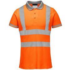 Treehog L//S t-shirt Hi Vis Orange
