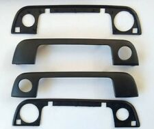 BMW E36 3-SERIES E34 5-SERIES Front Door Handle Upper Trim With Gaskets SET 4pcs