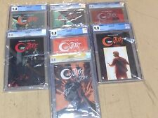 OUTCAST #1 DOUBLE SIGNED PLUS 2,3,4,5,6,7,8,9,10,11,12,13,14, 15 all CGC 9.8