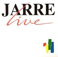 JEAN-MICHEL JARRE - Jarre Live (LP) (VG++/EX-)