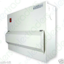 Wylex NMRS1406 14 Way Metal Clad 100 Amp 30mA Consumer Unit