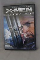 Exclusive Bonus Disc: X-MEN REVEALED DVD 2006 36 Minutes
