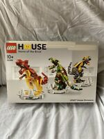 Lego 40366 Exclusive House Dinosaurs Retired Set.  Brand New