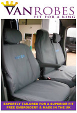 Renault Master Van (2010 on). Tailored Seat Covers.With Free Embroidery