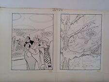 ORIGINAL PRINTER GUIDE DC 448 PG SUPER HEROES BIG BIG BOOK 279 & 298 Penguin