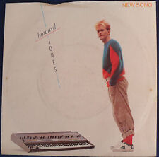 Howard Jones - New song / Change the Man - WEA HOW 1
