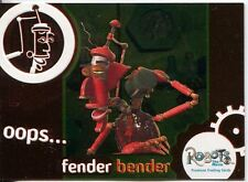 Robots The Movie Fender Bender Chase Card FB-1