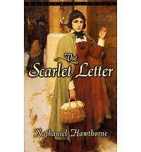 The Scarlet Letter by Nathaniel Hawthorne (Paperback, 1981)