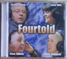 Michael Smith Anne Hills Steve Gillette Cindy Mangsen - Fourtold (CD)