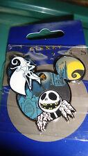 Disney Dreams Collection Jack & Zero DLR LE Pin Mint