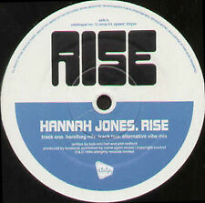 HANNAH JONES - Rise - Almighty