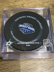 Game Used 2020 Bubble Dallas Stars Vegas Knights Western Conference Finals Trace