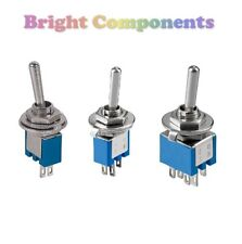 Toggle Switch (SPST, SPDT, DPDT) Flick Switch - 1st CLASS POST
