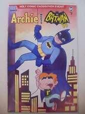 Archie Meets Batman '66 #3 E Cover Archie VF Comics Book
