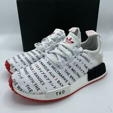 Youth Size 5.5 Women Size 7 Adidas NMD R 1 Tokyo EH3201 LIMITED White Black Red