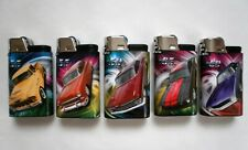DJeep Classic Cars 5 Lighters, Full Size Lighters , Wholesale Price