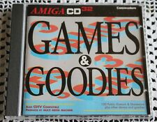 Games & Goodies - 100 Games for the CD³² & CDTV, unbenutzt