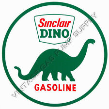 "Sinclair Dino 2"" Vinyl Decal (DC121D)"