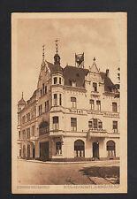 """HOMBERG / NIEDERRHEIN (ALLEMAGNE) HOTEL-RESTAURANT """"HOMBERGER-HOF"""""""