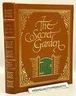 Easton press THE SECRET GARDEN Burnett Collectors LIMITED VINTAGE Edition LEATH