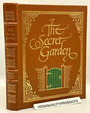 Easton press THE SECRET GARDEN Burnett Collector's LIMITED VINTAGE Edition LEATH