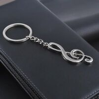 Men Chains Accessories Musical Creative Keychains New Music Symbol Chain