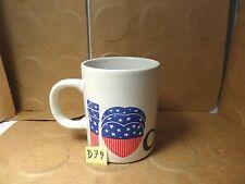I Love California Coffee Mug (Used/Euc)