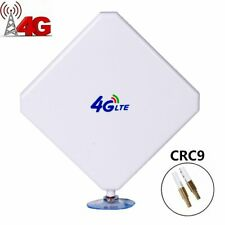 URANT CRC9 High Gain 35dBi 3G 4G LTE Antenna Dual Mimo Network Ethernet Outdoor