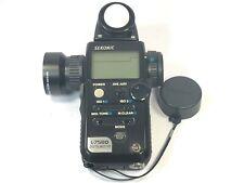 [Near Mint with Hood] SEKONIC L-758 D L758 Digital Master Light Meter from JAPAN