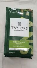 Taylor's Rich Italian coffee beans 227g
