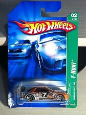 Hotwheels 2006 T-Hunt Treasure Hunt Nissan Skyline