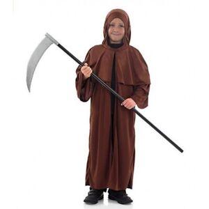 Medieval Monk Boy Religious Catholic Costume Fancy Dress Halloween Book Week Day