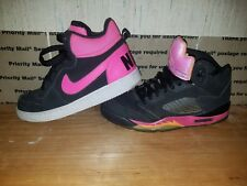 Lot of 2 Pair  Nike Air Jordan ~ Nike Court Borough MID GS  Sz 5.5Y & 6.Y