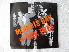 """Morris Day """"The Oak Tree/The Oak Tree (Dance Instrumental)"""" PS 45 RPM"""