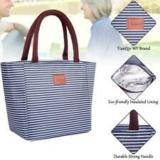 Waterproof Insulated Reusable Lunch Tote Bag for Women Insulated Handbag Cooler